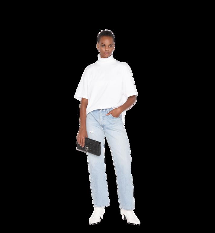 MCM Millie Flap Crossbody-Tasche in Visetos Black MYZ9SME05BK001 Alternate View 5