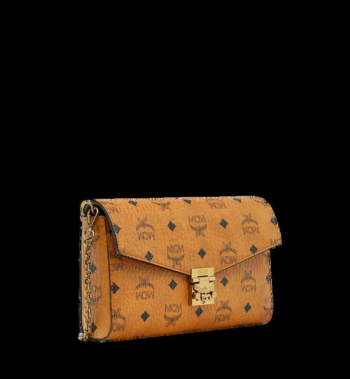 MCM Millie Flap Crossbody-Tasche in Visetos Cognac MYZ9SME05CO001 Alternate View 2
