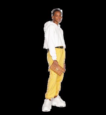 MCM Millie Flap Crossbody-Tasche in Visetos Alternate View 8