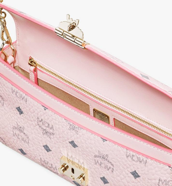 MCM Millie Crossbody in Visetos Pink MYZ9SME05QH001 Alternate View 3