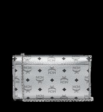 MCM Millie Flap Crossbody-Tasche in Visetos Alternate View 4