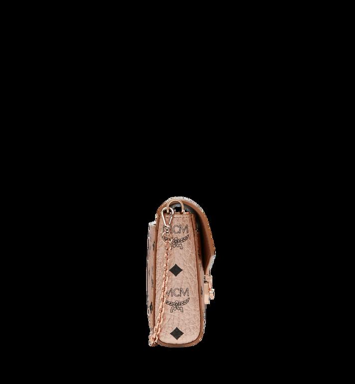 MCM Millie Flap Crossbody in Visetos Gold MYZ9SME05TC001 Alternate View 3