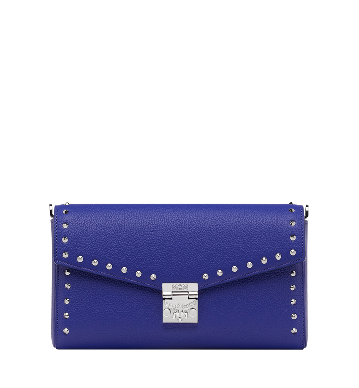 MCM Millie Flap Crossbody in Studded Outline Leather Alternate View