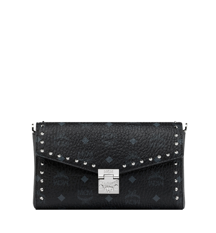 MCM Millie Crossbody in Visetos mit Nieten Alternate View