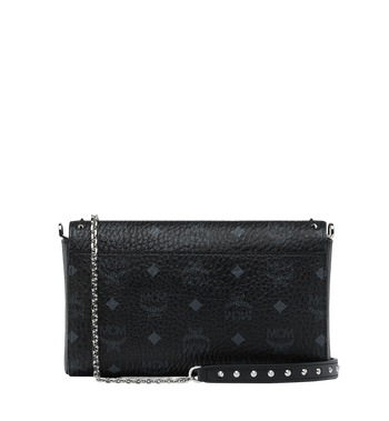 MCM Millie Flap Crossbody in Studded Outline Visetos Alternate View 4