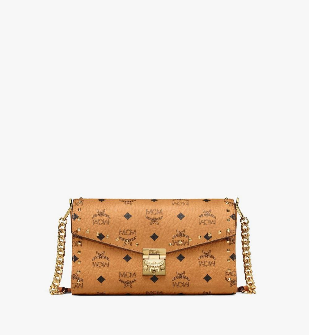 Millie Flap Crossbody in Studded Outline Visetos 1