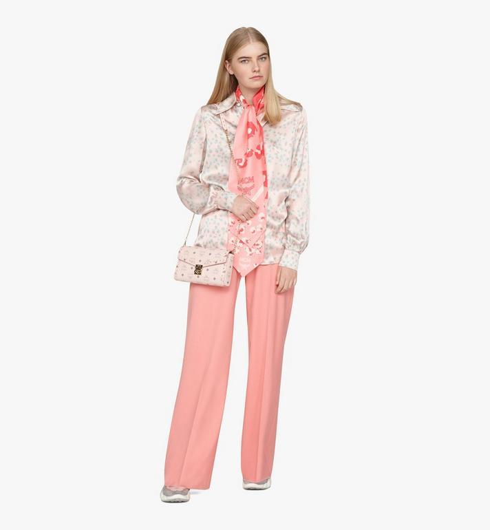 MCM Millie Crossbody in Studded Visetos Pink MYZ9SME26QH001 Alternate View 4
