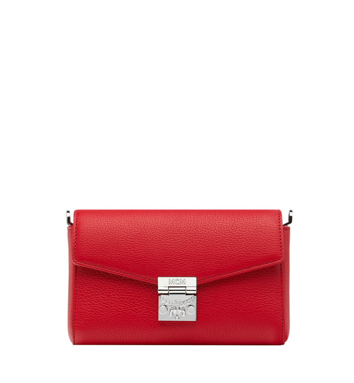 MCM Millie Flap Crossbody in Grained Leather Alternate View