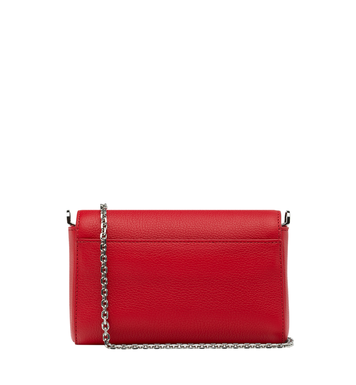 MCM Millie Flap Crossbody in Grained Leather Alternate View 4