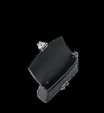 MCM Diamond Visetos Flap Crossbody-Tasche Alternate View 5