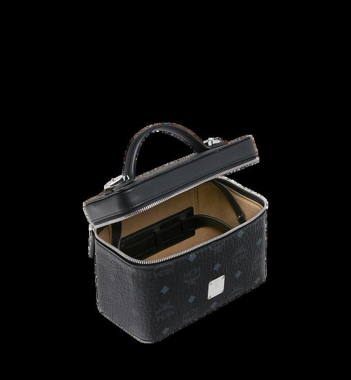MCM Rockstar Vanity Case in Visetos Original Black MYZ9SVI95BK001 Alternate View 5