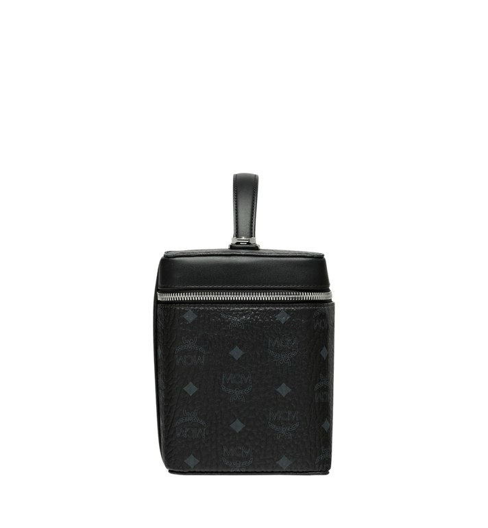 MCM Rockstar Vanity Case in Visetos Original Black MYZ9SVI96BK001 Alternate View 3