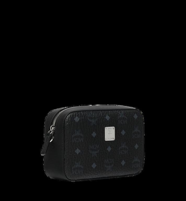 MCM Camera Bag in Visetos Original Black MYZ9SVI97BK001 Alternate View 2
