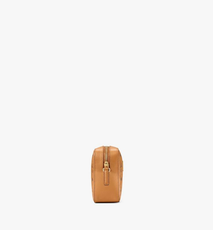 MCM Camera Bag in Visetos Original Cognac MYZ9SVI97CO001 Alternate View 2