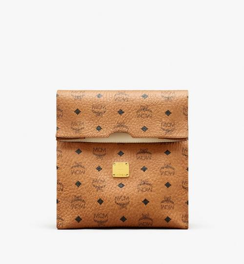 MCM by PHENOMENON Lunch Bag in Visetos