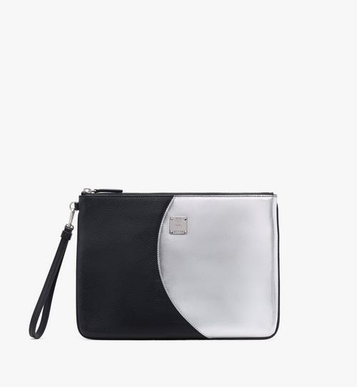 กระเป๋าเพาช์ติดซิปพร้อมสายคล้องข้อมือ Essential Disco