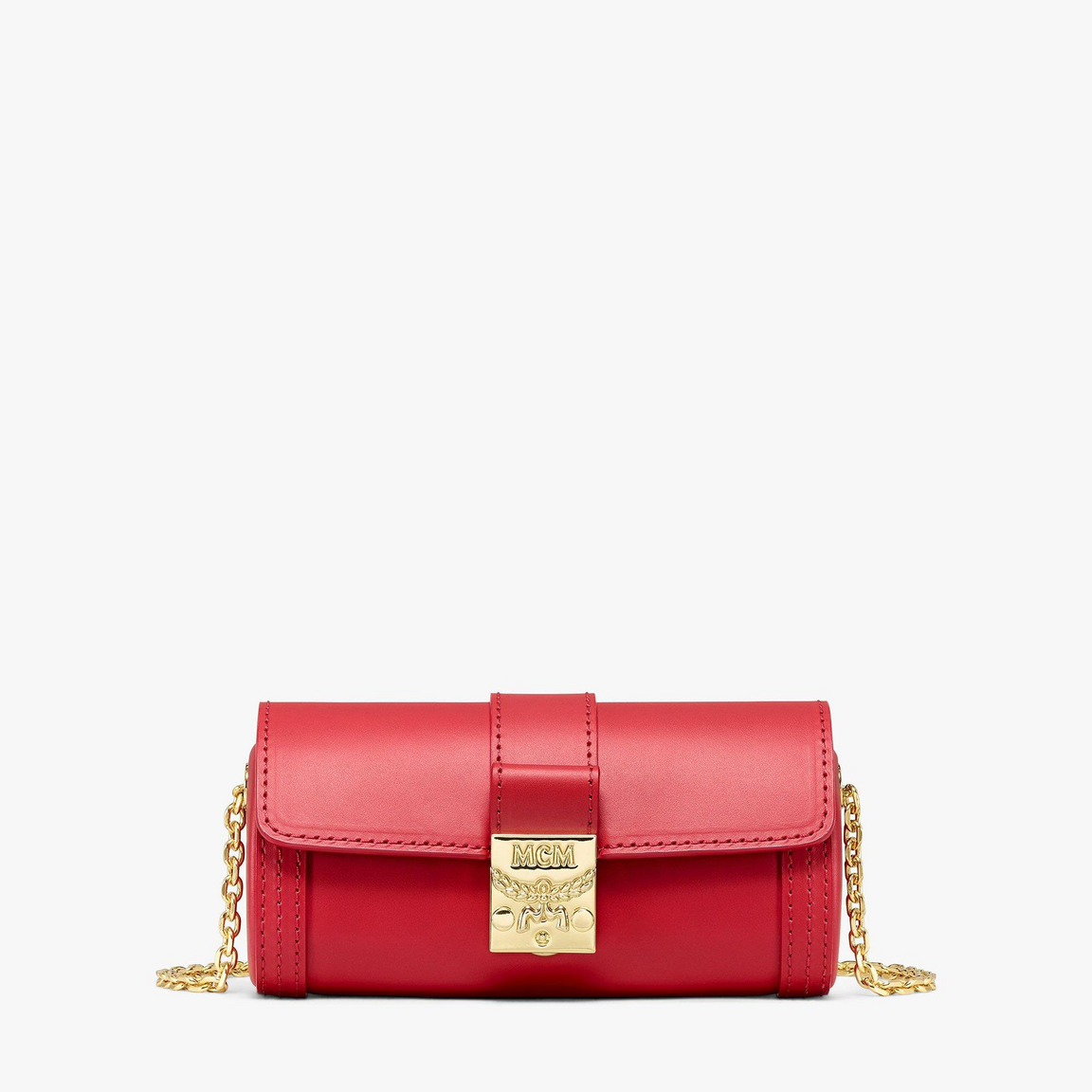 Tracy Cylinder Bag in Vachetta Leather