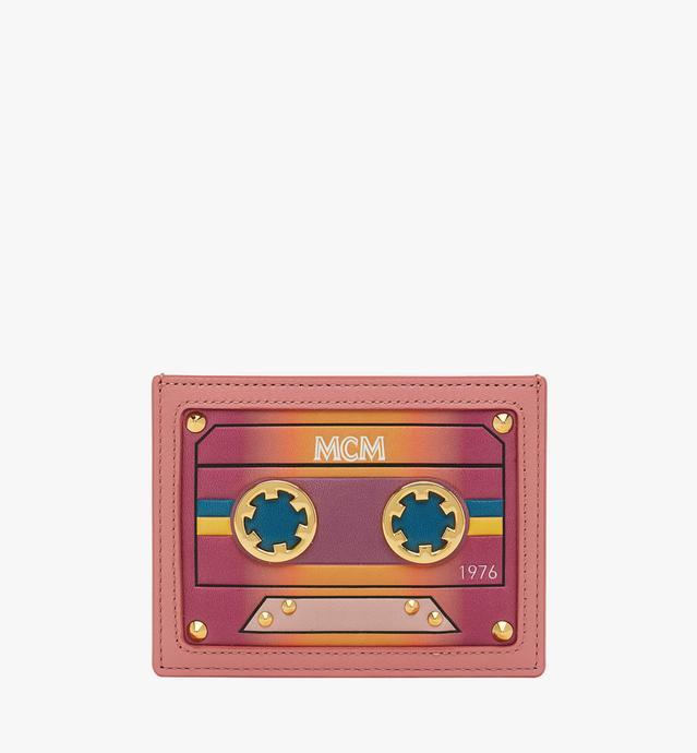 Card Case in MCM Cassette