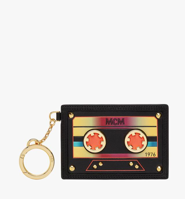 Card Case Charm in MCM Cassette