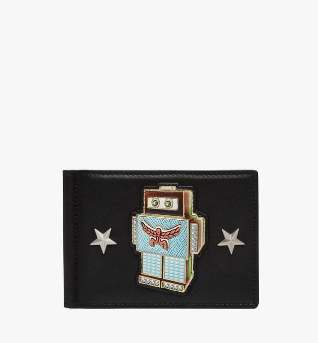 로보터 머니 클립 지갑