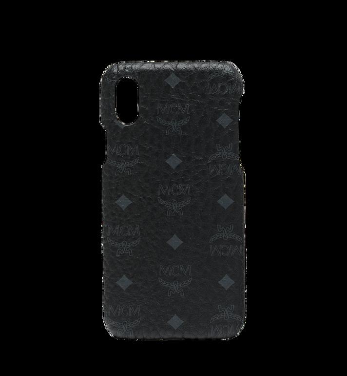 MCM iPhone X Case in Visetos Original Alternate View