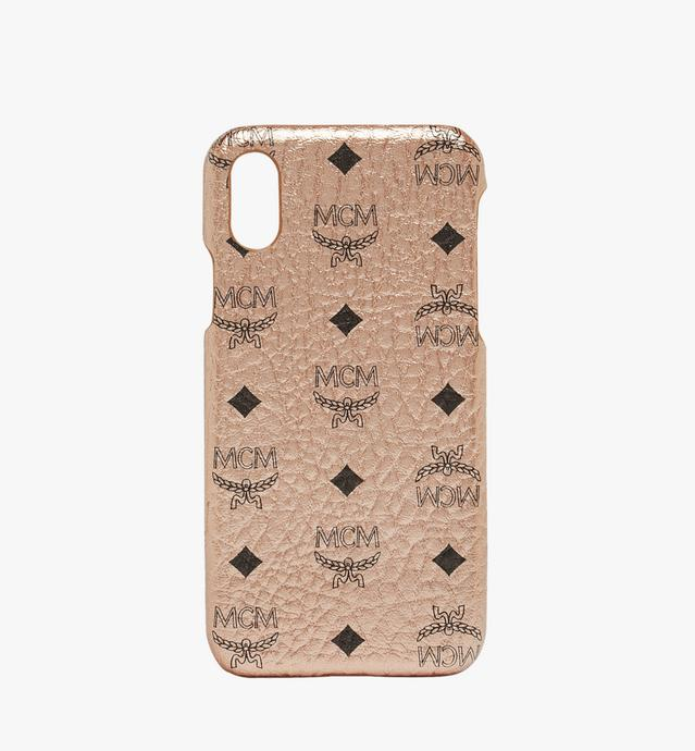iPhone X Case in Visetos Original