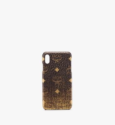 iPhone XS Max Case in Gradation Visetos
