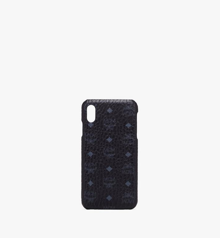 MCM Coque pour iPhone XS Max en Visetos Alternate View
