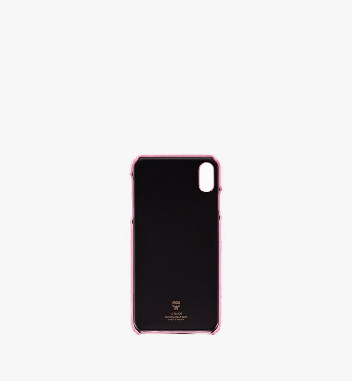 MCM iPhone XS Max Case in Visetos  MZE9AVI98QH001 Alternate View 2
