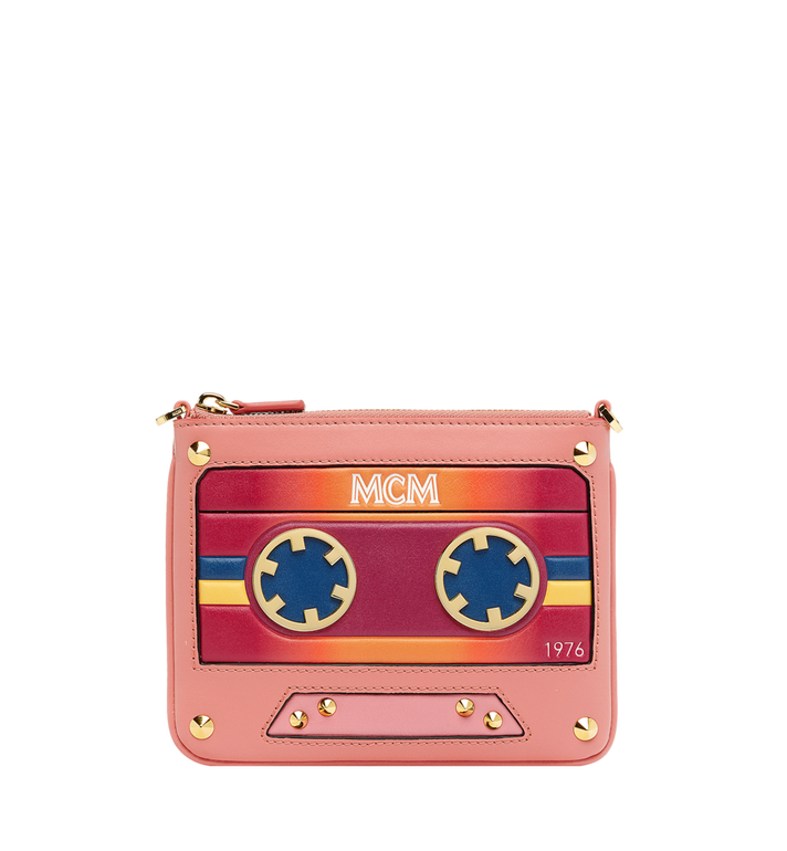 MCM Crossbody Pouch in MCM Cassette Alternate View