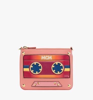 Crossbody Pouch in MCM Cassette