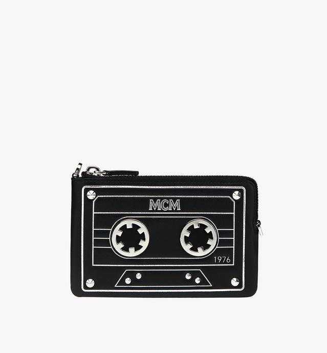 Crossbody Tech Pouch in MCM Cassette