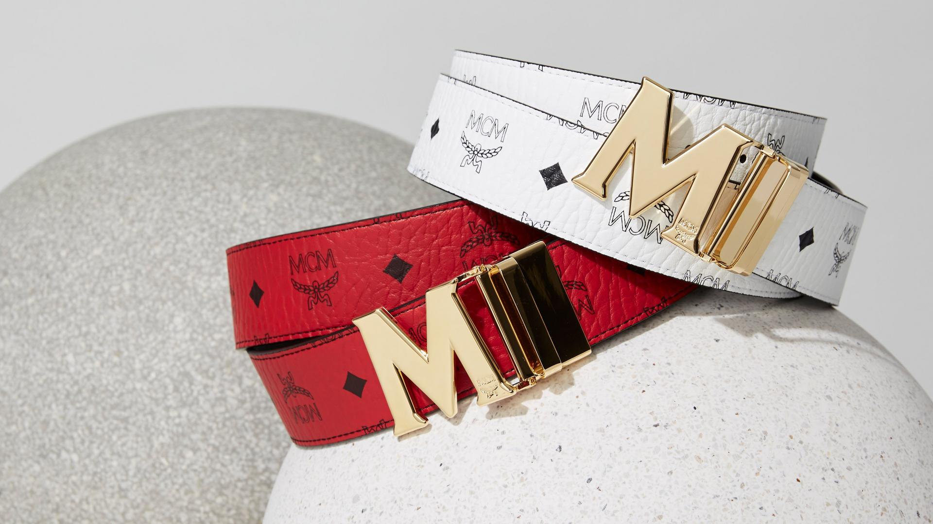 MEN CLAUS REVERSIBLE BELTS