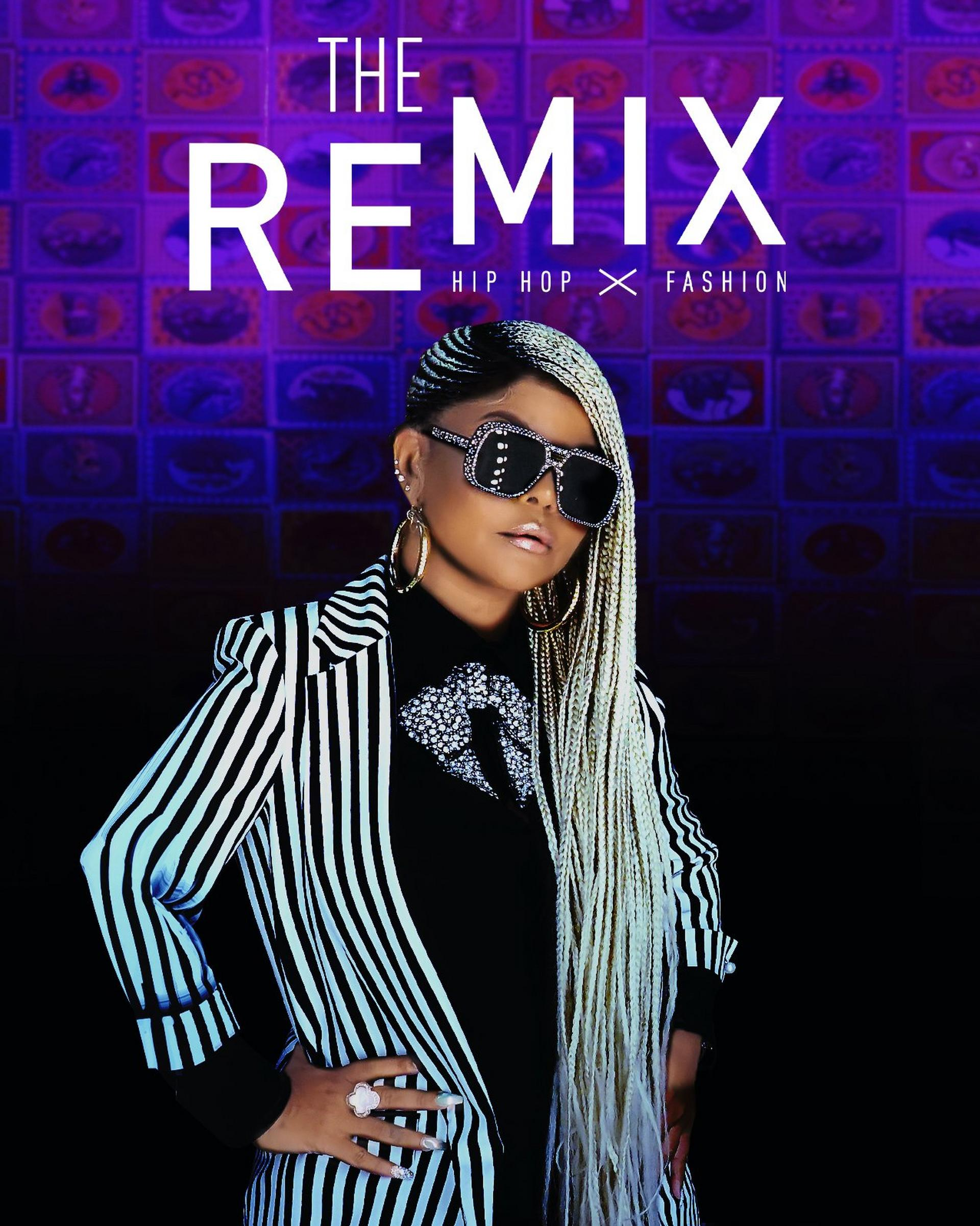 "Misa Hylton and April Walker start in the netlfix film, ""The Remix"""
