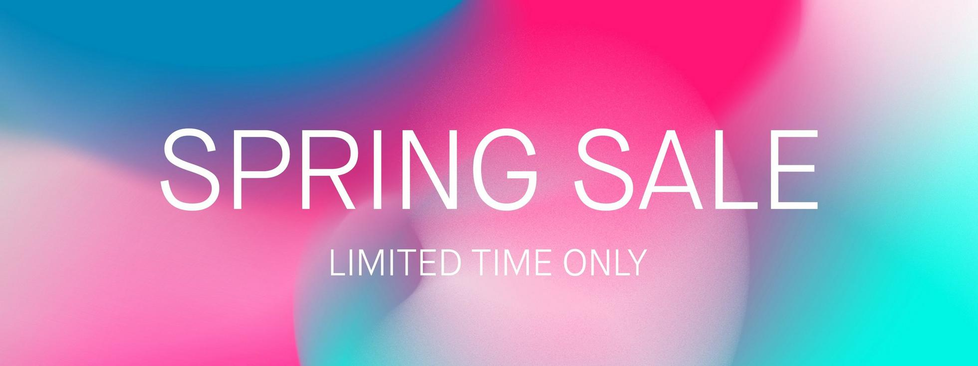Limited Time Sale Enjoy 25% Off Select Items