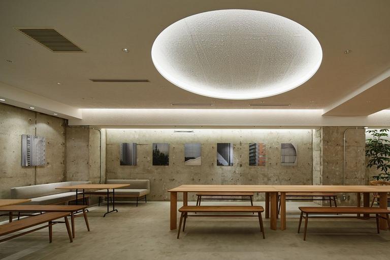 MCM Japan's Ginza Haus 1 Café