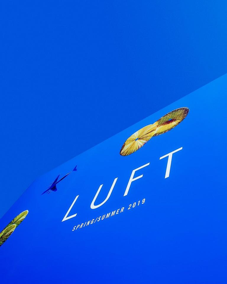 LUFT Experience at Pitti Uomo