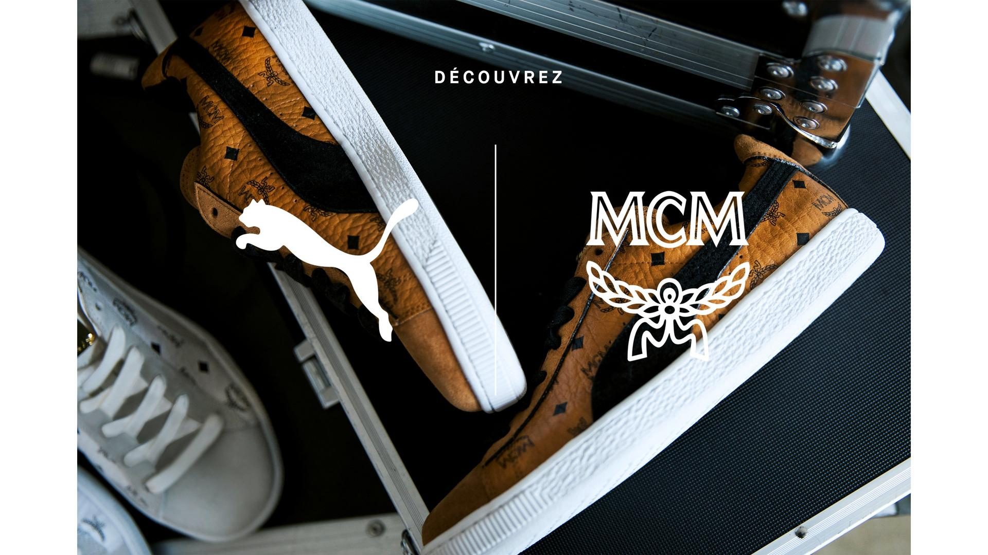 PUMA x MCM Collection