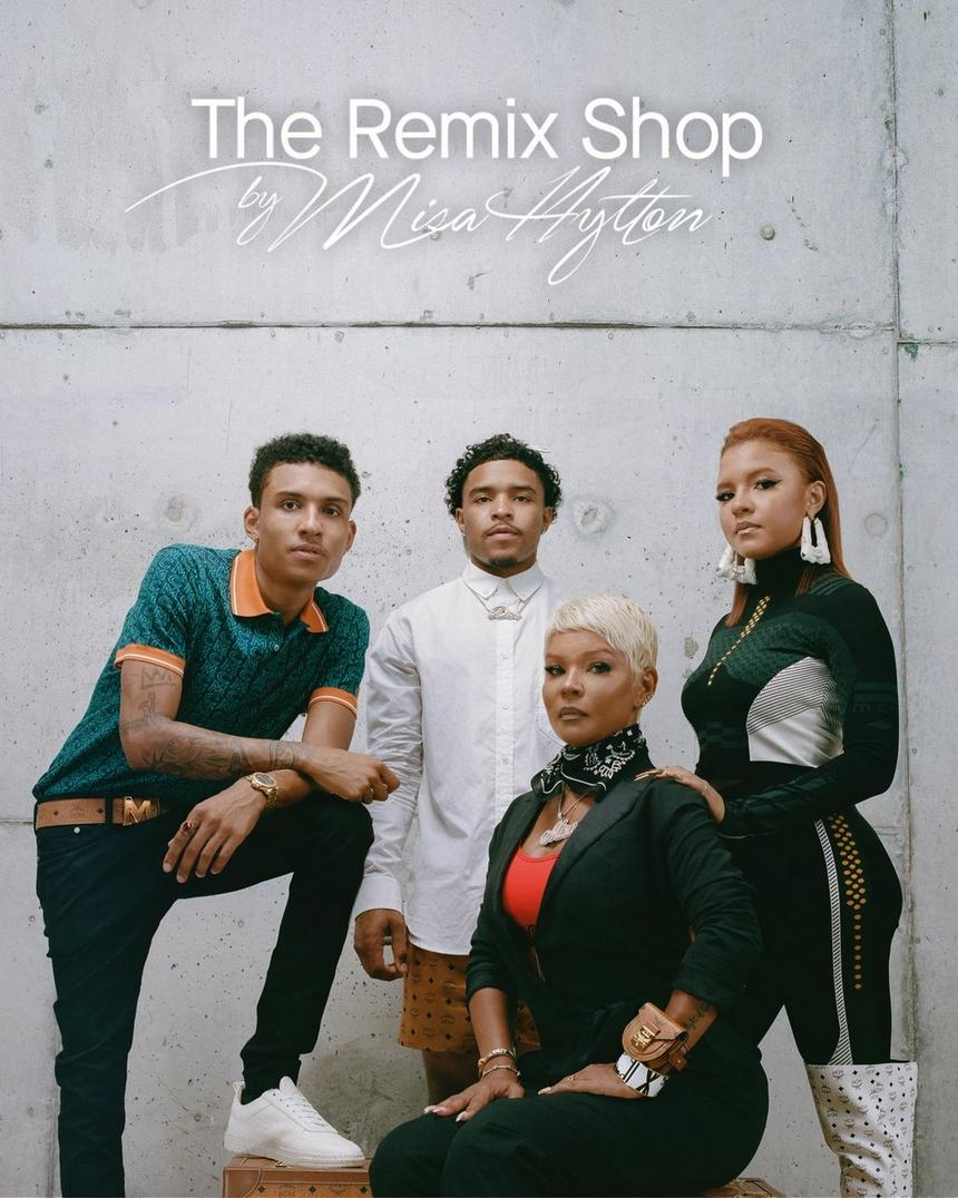 The Remix Shop by Misa Hylton