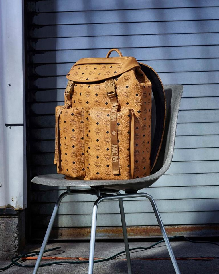 Cognac Visetos Kreuzberg Backpack