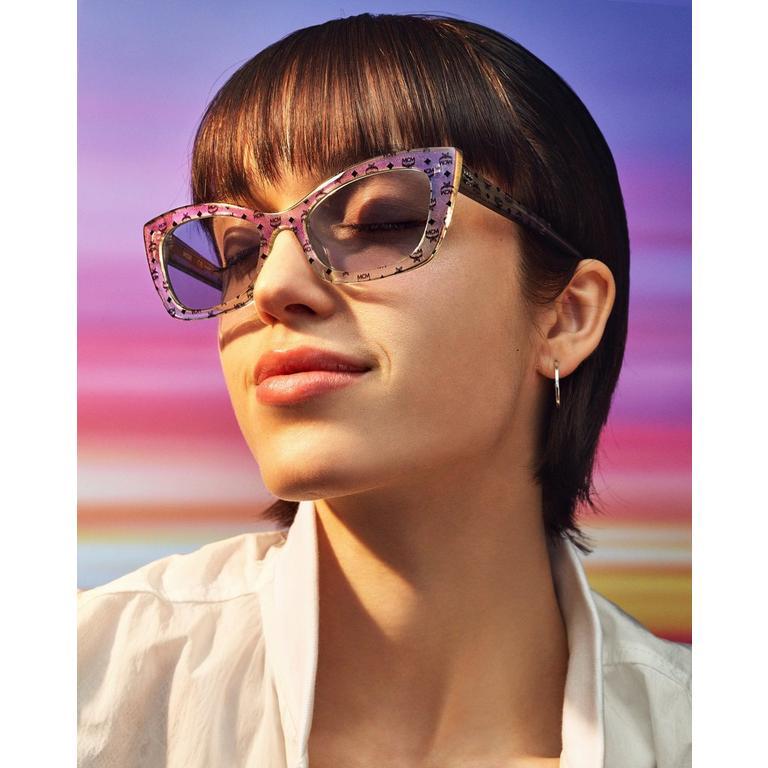 MCM Neon Summer Eyewear