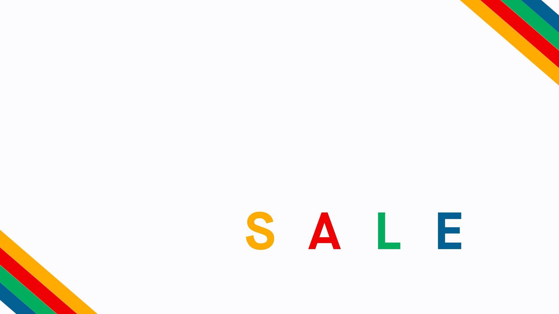 SS18 Sale