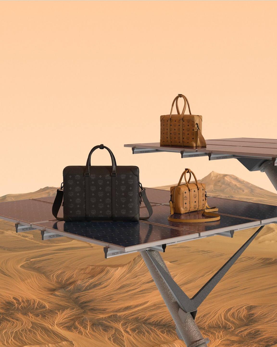 MCM Spring Summer 2021 Campaign