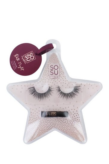 Multi Christmas Lash Star Eyelashes