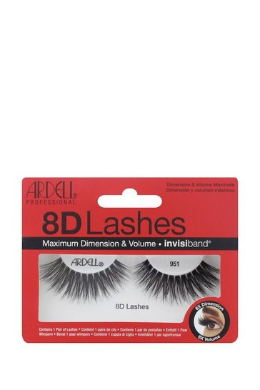 Multi Ardell 8d Lashes With Invisband (951)