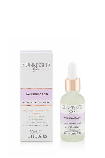 Clear Sunkissed Skin Hyaluronic Acid Serum
