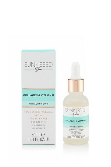 Clear Sunkissed Skin Collagen & Vitamin C Serum