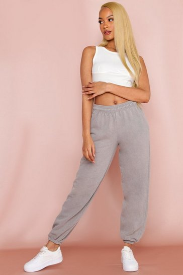 Grey Washed Jogger