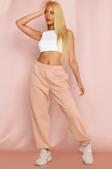 Peach Oversized Jogger