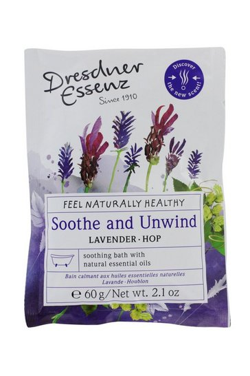 Natural Sooth & Unwind Bath Sachet
